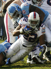 Fred Jackson Buffalo Bills v Tennessee Titans