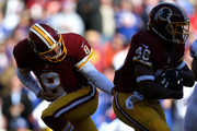 Kirk Cousins and Alfred Morris Photos Photo