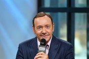 """Kevin Spacey visits the Build Series to discuss his new play """"Clarence Darrow"""" at Build Studio on May 24, 2017 in New York City."""