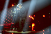 Special guest Xavier Naidoo performs during the Bundesvision Song Contest 2013 at SAP Arena on September 26, 2013 in Mannheim, Germany.