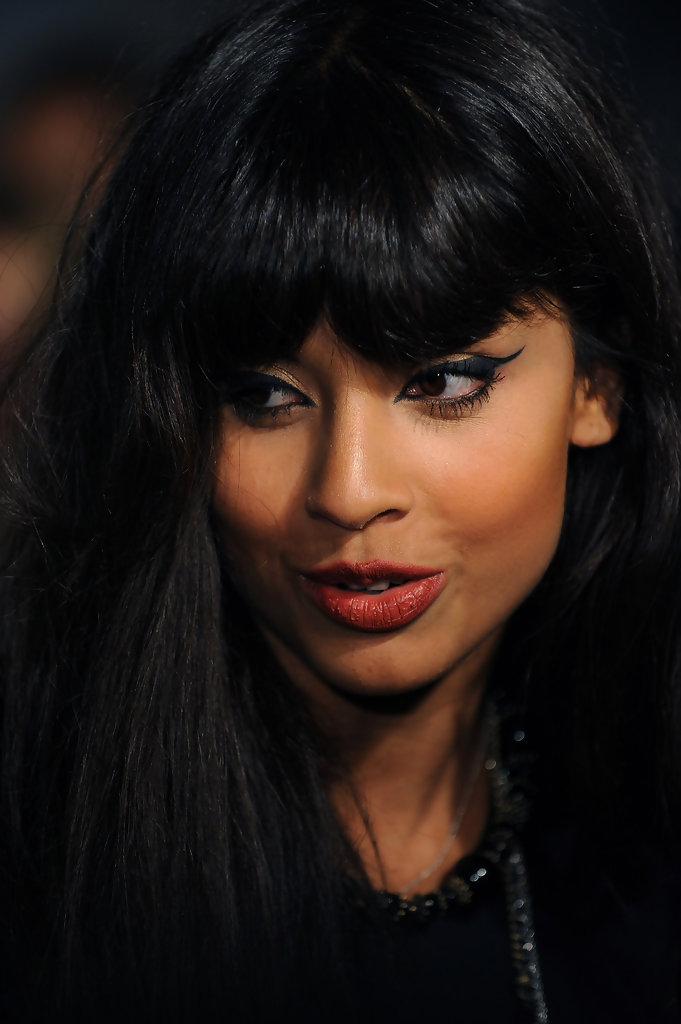 Jameela Jamil Calls For Body Confidence Education To Be On: Burberry Afterparty Arrivals