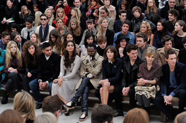 StyleBistro Awards 2012: Who Had the Best Fashion Week Front Row? Vote Now!