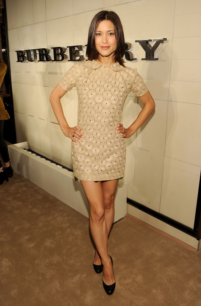 Burberry Body Event Hosted By