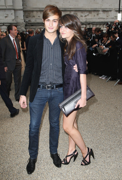 Burberry Show Red Carpet: Spring/Summer 2010 - London ...