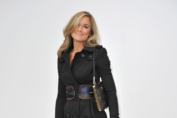 Angela Ahrendts Burberry Spring Summer 2012 Womenswear Show - Arrivals