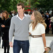Andrew Murray and Kim Sears