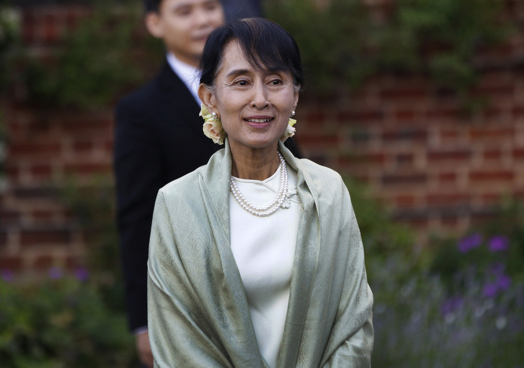 aung san suu kyi leadership style The fashion and style of burmese leader aung san suu kyi | see more ideas  about  the courageous and beautiful aung san suu kyi also graduated from st  hugh's find this pin and more on  21 female leaders you should know.