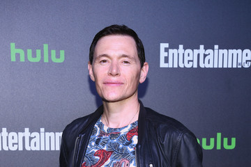 Burn Gorman Hulu's New York Comic Con After Party