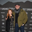 Brittany Snow and Dave Bautista Photos
