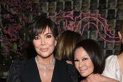 Talent Manager, Jenner Communications, Kris Jenner and Journalist, Editor-At-Large at Ballantine Bantam Dell Alina Cho attends an intimate dinner hosted by The Business of Fashion to celebrate its latest special print edition 'The Age of Influence' at Peachy's/Chinese Tuxedo on May 8, 2018 in New York City.