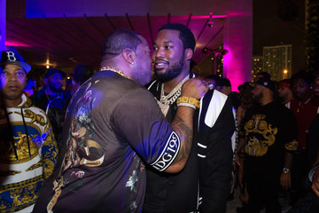 Busta Rhymes Nicole & DJ Khaled's Birthday Celebration With Haute Living And Roger Dubuis