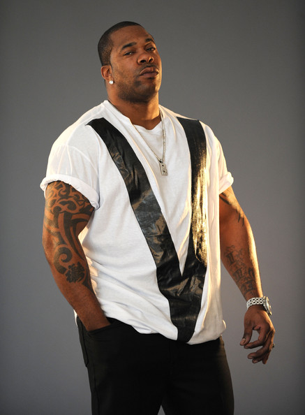 The 46-year old son of father Trevor Smith and mother Geraldine Green, 195 cm tall Busta Rhymes in 2018 photo
