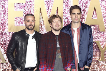 Busted 'Bohemian Rhapsody' World Premiere - Red Carpet Arrivals