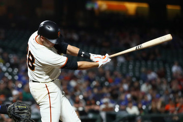 Buster Posey Los Angeles Dodgers v San Francisco Giants