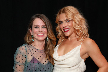 Busy Philipps Jen Gotch 2019 Glamour Women Of The Year Awards - Arrivals And Cocktail