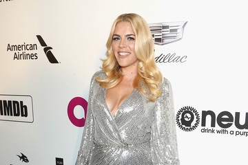 Busy Philipps IMDb LIVE At The Elton John AIDS Foundation Academy Awards Viewing Party