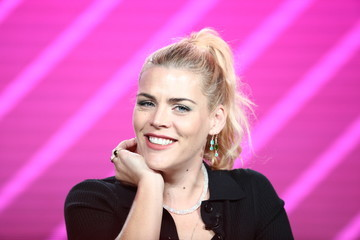 Busy Philipps 2019 Winter TCA Tour - Day 1