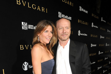 Frederique Benhamou Bvlgari Private Event Honoring Simon Fuller And Paul Haggis To Benefit Save The Children And Artists For Peace And Justice - Red Carpet