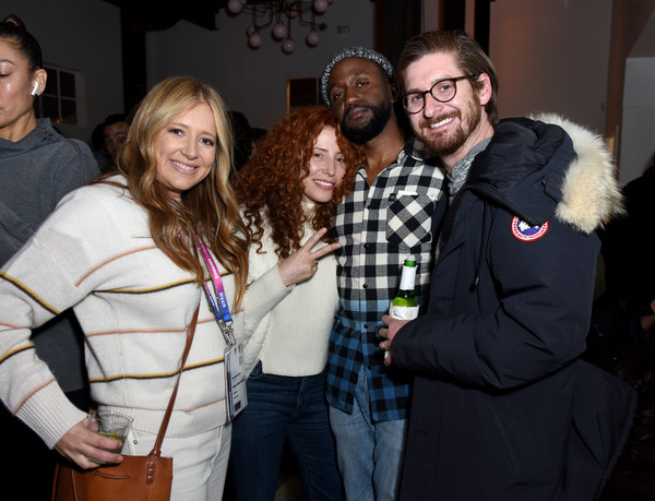 DIRECTV Lounge Presented By AT&T Celebrate 'Honey Boy' At Sundance Film Festival 2019