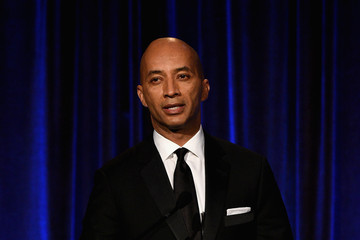 Byron Pitts The Christopher & Dana Reeve Foundation Hosts 25th Anniversary 'A Magical Evening' Gala - Inside