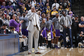 Byron Scott Los Angeles Lakers v Indiana Pacers
