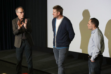 Byron Taylor 'Knife Skills' Los Angeles Screening With Chef Curtis Stone