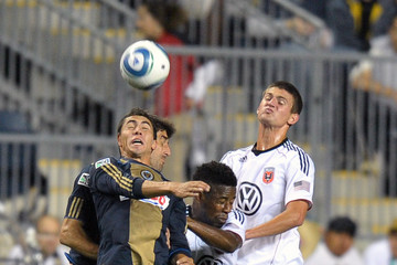 Clyde Simms Perry Kitchen D.C. United v Philadelphia Union