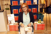 Author Caroline Manzo attends C. Wonder Celebrates Mother's Day and Caroline Manzo's Let Me Tell You Something Book Launch at C. Wonder on May 1, 2013 in New York City.