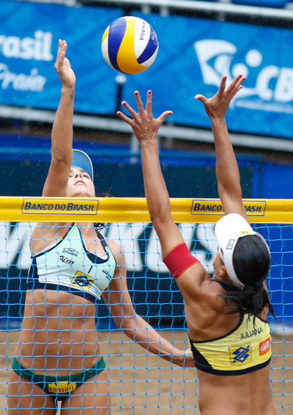 Beachvolleyball Finale