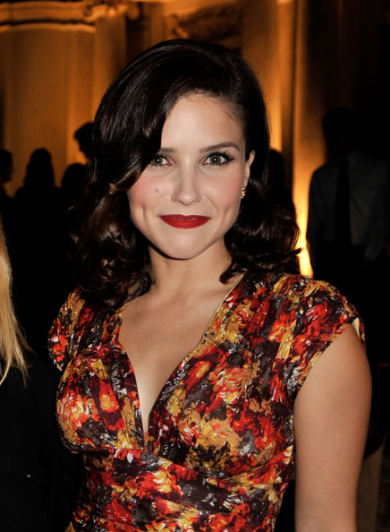 Sophia+Bush in CBS, CW, CBS Television Studios - Inside the Showtime TCA Party