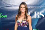 Actress Melissa Claire Egan attends the CBS, The CW, Showtime & CBS Television Distribution's 2014 TCA Summer Press Tour Party at Pacific Design Center on July 17, 2014 in West Hollywood, California.
