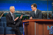 The Late Show with Jorge Ramos during Thursday's 10/20/16 taping in New York.