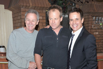"Kin Shriner CBS' ""The Young And The Restless"" 38th Anniversary Cake Cutting Ceremony"
