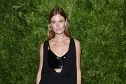 Constance Jablonski attends the CFDA / Vogue Fashion Fund 2019 Awards at Cipriani South Street on November 04, 2019 in New York City.
