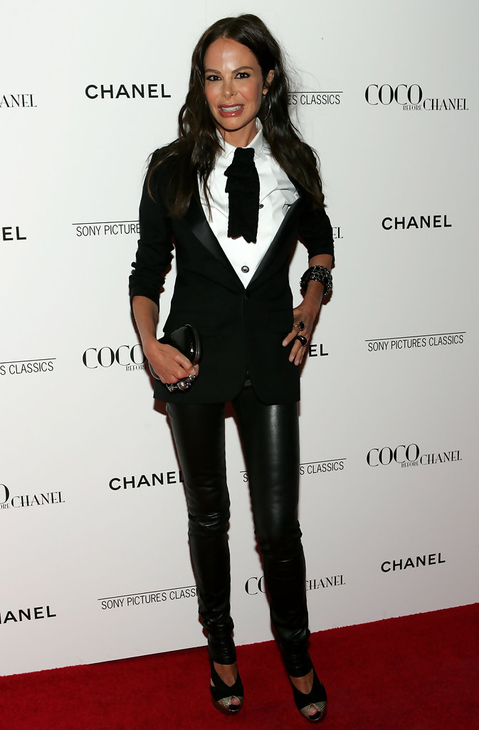 Chanel Presents The New York Premiere Of Quot Coco Before