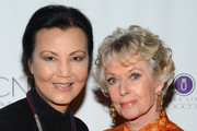 Kieu Chinh and Tippi Hedren attend the 2013 Legacy of Style Award Ceremony at The Peninsula Hotel on September 23, 2013 in Beverly Hills, California.