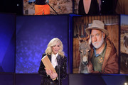 Judith Light speaks onstage during CNN Heroes at American Museum of Natural History on December 08, 2019 in New York City.