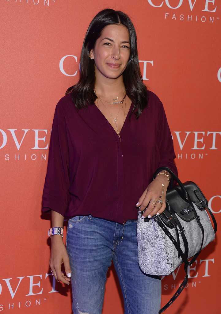 Rebecca Minkoff Photos Photos Celebs At The Covet Fashion Launch Event Zimbio