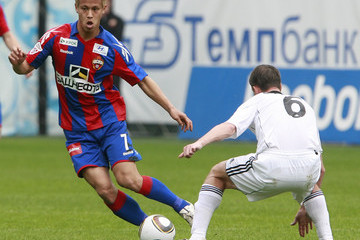 Dmitri Michkov CSKA Moscow v Tom Tomsk - Premier League