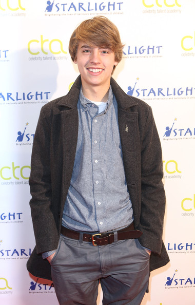 CTA And Starlight Foundation Host Dylan And Cole Sprouse ...