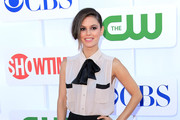 Rachel Bilson - What to Wear: With a Pussybow Blouse