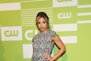 Actress Ciara Renee attends The CW Network's New York 2015 Upfront Presentation at The London Hotel on May 14, 2015 in New York City.