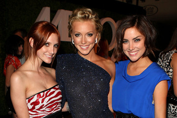 Ashlee Simpson Katie Cassidy Inside the CW & AT&T's Melrose Place Premiere Party