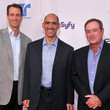 """Chris Collinsworth The Cable Show 2010's """"An Evening With NBC Universal"""""""