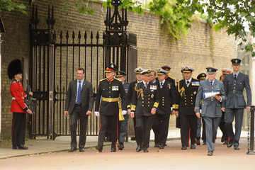 Tom Blackburn Cadet 150 - Royal Review And Garden Party