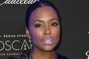 Aisha Tyler attends Cadillac Celebrates the 92nd Annual Academy Awards at Chateau Marmont on February 06, 2020 in Los Angeles, California.