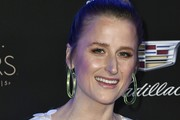 Mamie Gummer attends Cadillac Celebrates the 92nd Annual Academy Awards at Chateau Marmont on February 06, 2020 in Los Angeles, California.