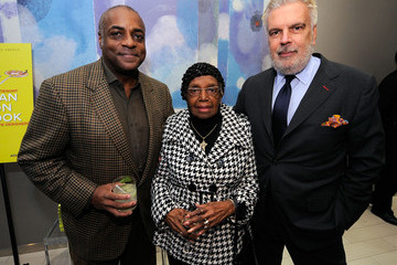"Geoffrey Banks Cafe SFA At Saks Fifth Avenue Launches CFDA's ""American Fashion Cookbook"""