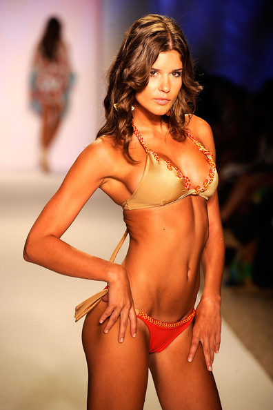 Caffe Swimwear - Runway - MBFW Miami Swim 2010