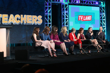 Caitlin Barlow Kathryn Renee Thomas 2016 Winter TCA Tour - Day 2